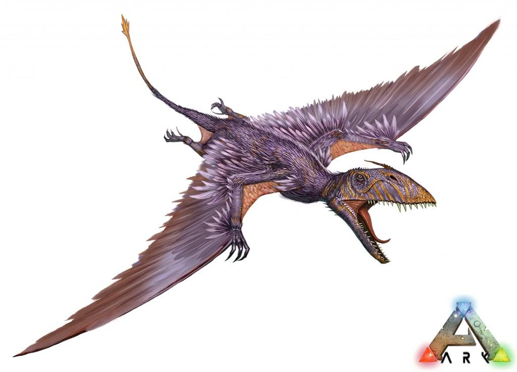 Neue Dinosaurier angekündigt - Gallimimus - 1434297377_Dimorphodon