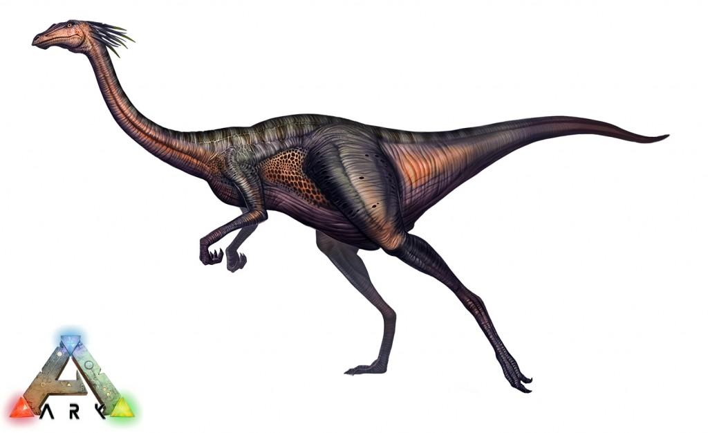 Neue Dinosaurier angekündigt - Gallimimus - 1434303872_Galimimus