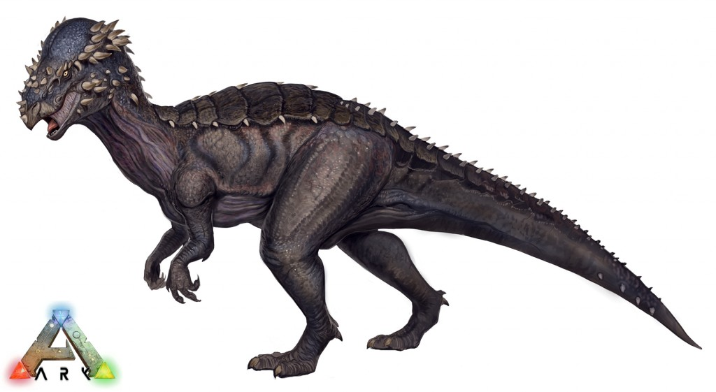 Neue Dinosaurier angekündigt - Gallimimus - 1434311444_Pachycephalosaurus