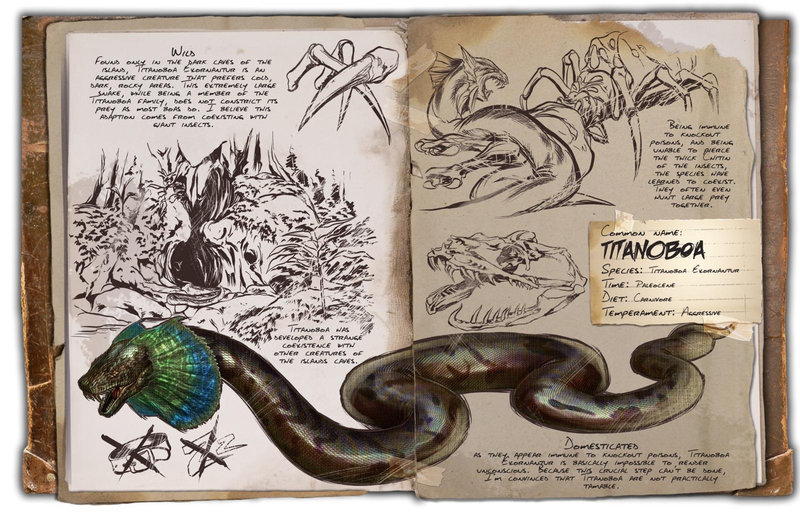 Dino Dossier: Titanoboa