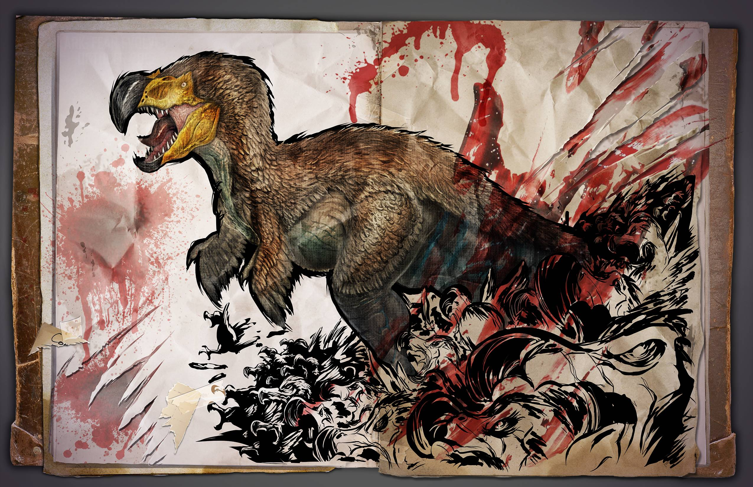 Dino Dossier?: The ???? (Dodorex)