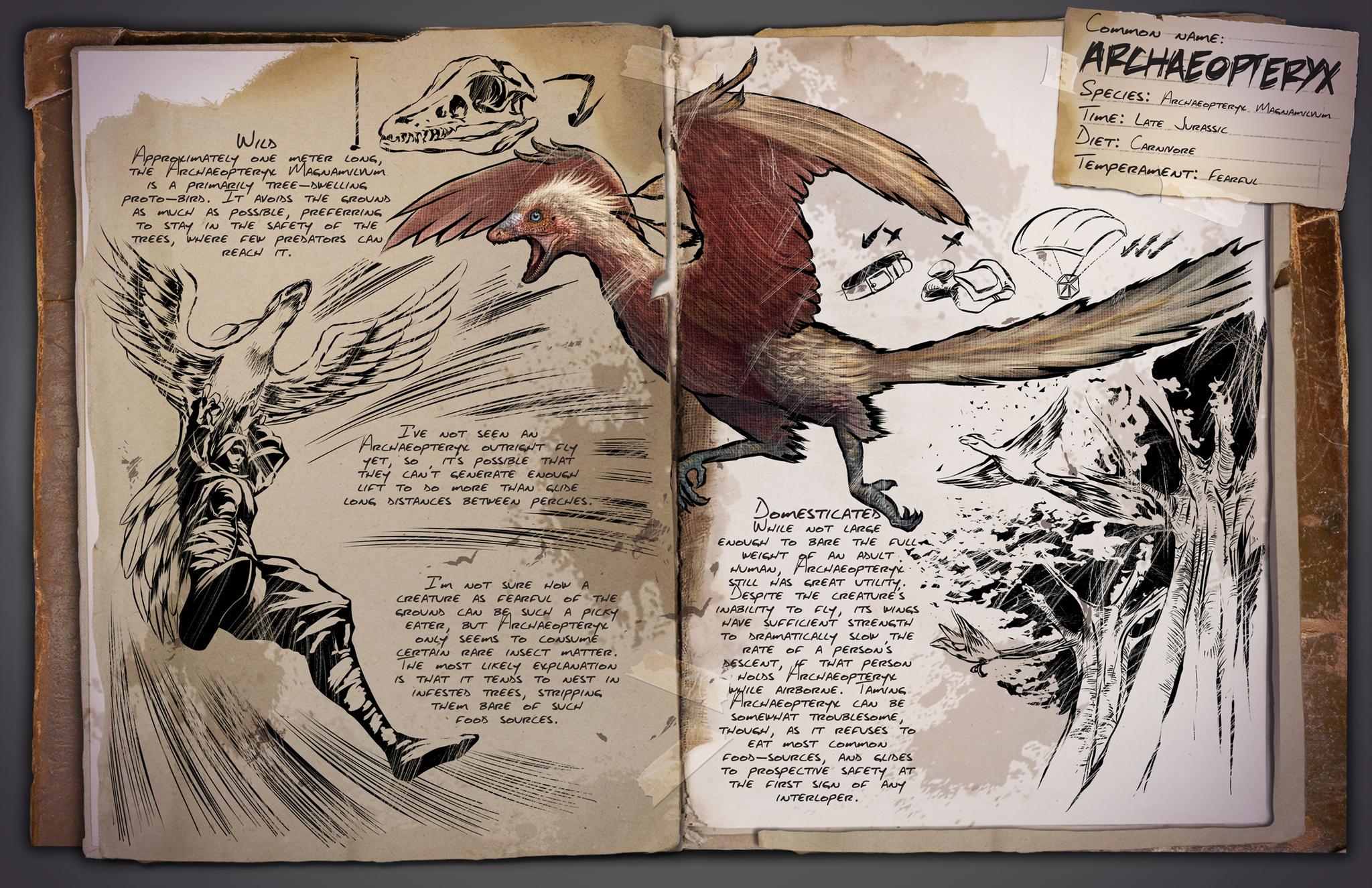 Dino Dossier: Archaeopteryx