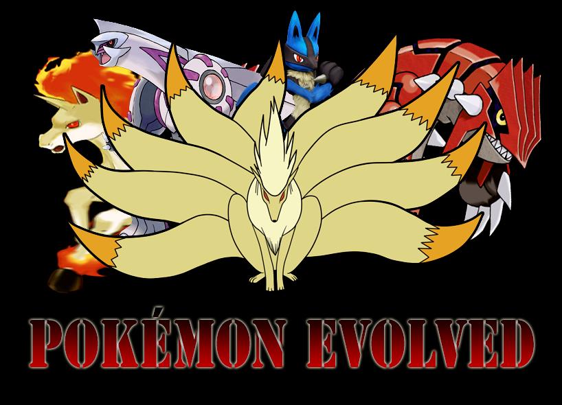 Pokemon Evolved – ARK: Survival Evolved Total Conversion Mod