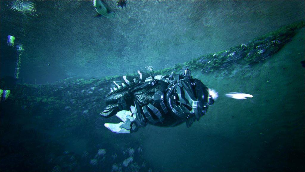 All New Tek Underwater Bases Tek Teleporter Amp Tek Power