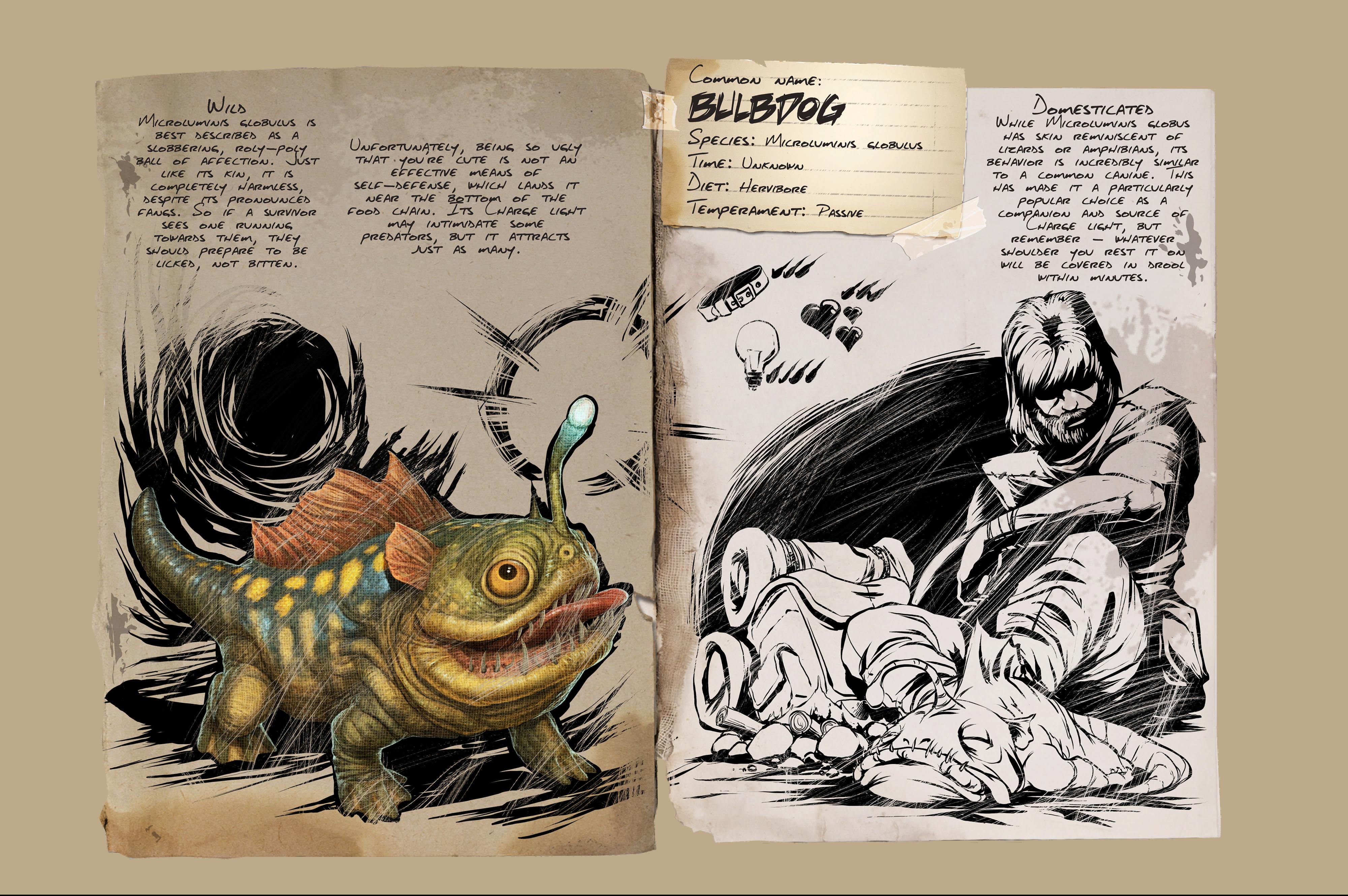 Dino Dossier: Bulbdog