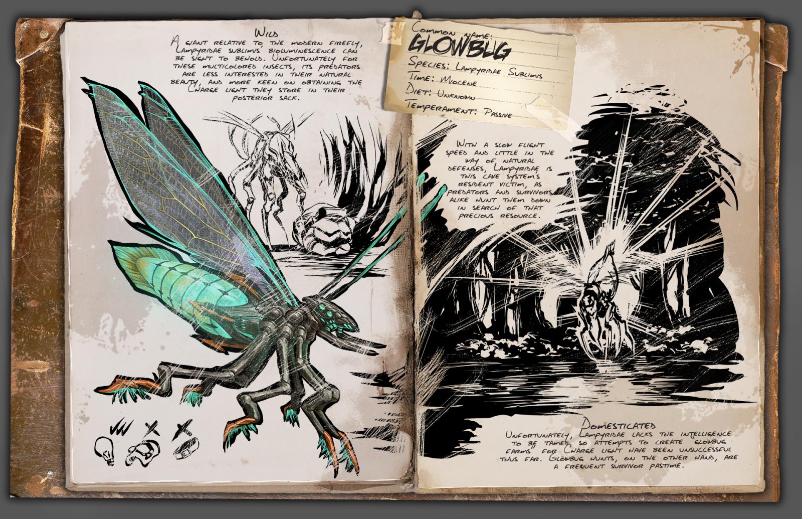 Dino Dossier: Glowbug