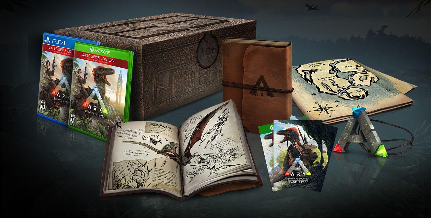 Ark survival evolved page 11 of 75 1 source for tips tricks ark survival evolved official release date august 8 malvernweather Images